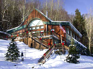 Slide Brook Lodge at Sugarbush: Winter