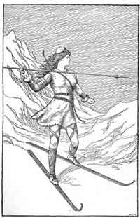 Sugarbush Skiing: Skadi
