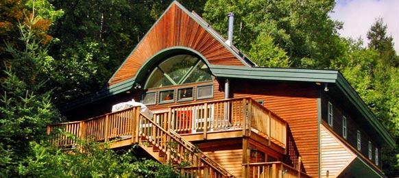 Sugarbush Hotels, Sugarbush Lodging, Slide Brook Lodge